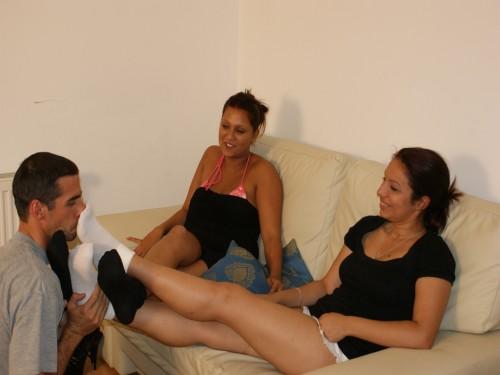 Socks from Balkan Brat Sisters